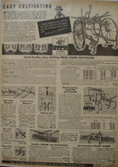 Sears Farm Related Cultivating 1935 Ad