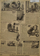 Sears Farm Related Water Pumps 1936 Ad