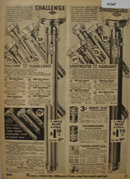 Sears Flashlights And Batteries 1935 Ad