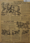 Sears Farm Related Horse Harness 1935 Ad