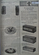 National Biscuit Company Ad