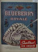 Sealtest Ice cream 1957 Ad