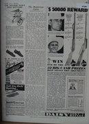 Daisy Air Rifles 1934 Ad