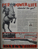 Daisy Air Rifles 1935 Ad