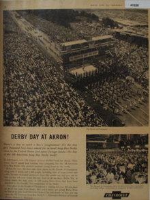 Chevrolet Soap Box Derby 1959 Ad