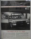 General Motors Cars 1960 Ad