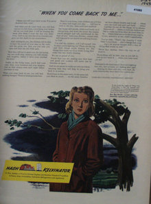 Nash Kelvinator Article 1943 Ad