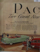 Packard Clipper Car 1953 Ad