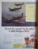 Shell Oil And Gas 1941 Ad
