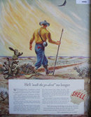 Shell Oil 1942 Ad