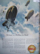 Shell Industrial Lubricants 1942 Ad