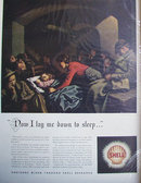 Shell Oil Research 1942 Ad