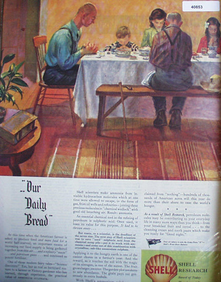 Shell Research 1944 Ad