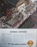 Shell Industrial Lubricants 1944 Ad