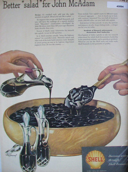 Shell Research 1947 Ad