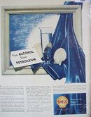 Shell Research November 20, 1948 ad states Pure Alcohol from Petroleum