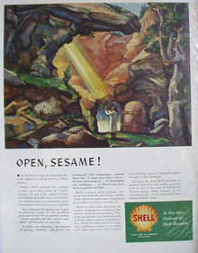Shell Research 1949 Ad.
