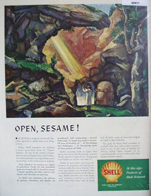 Shell Research 1949 Ad