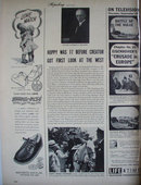 Hopalong Cassidy 1949 Article