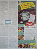 Presto Cookers 1949 Ad