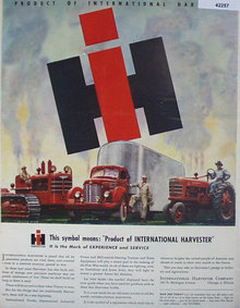 International Harvester 1945 AD