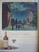 Philadelphia Blended Whisky 1944 Ad.