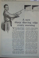 Auto Strop Razor 1920 Ad