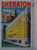 Sheraton Hotels 1958 Ad.