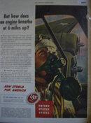 Undark Radium Luminous Material 1920 Ad.