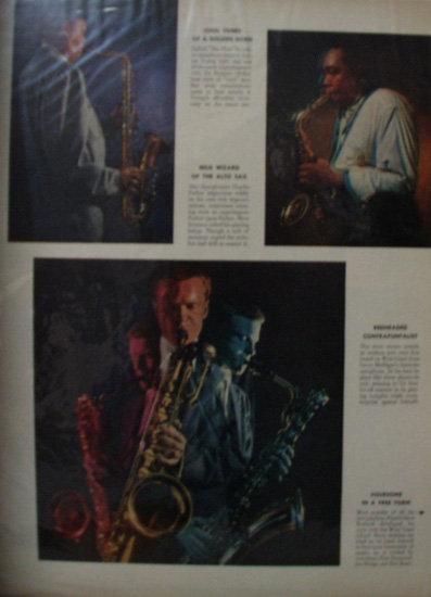 New Life for U.S. Jazz 1955 Article