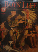 Boys Life Front Cover 1936