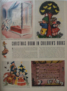 Childrens Books 1943 Ad