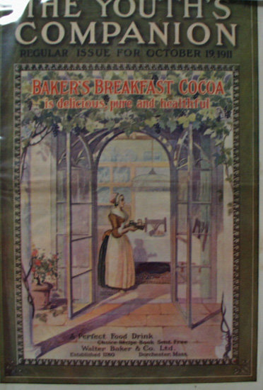 The Youths Companion Magazine 1911 Front Page