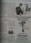 Johnson Motor Co. 1927 Ad