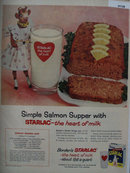 Bordens Starlack 1956 Ad