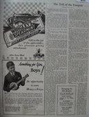Wrigleys Spearmint Gum 1928 Ad