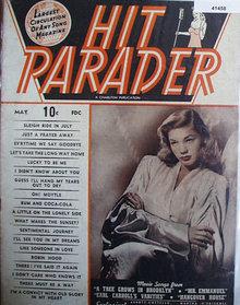 Hit Parader 1943 book