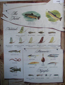 Fish, Bait Artificial And Natural 1950 Article