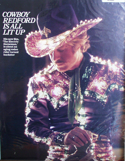 movie the electric horseman 1979 ad