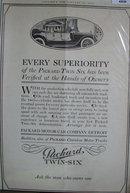 Packard Motor Car Co. 1916 Ad