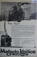 Magneto Manufacturers 1920 Ad