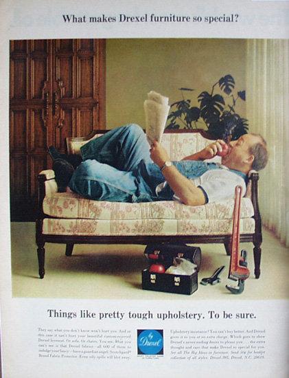 Drexel Furniture 1968 Ad