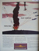 Shell Finer Fuels for the Age of Flight 1944 Ad