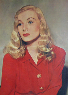 Veronica Lake1941 Article and Picture