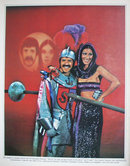 Sonny And Cher In Costume 1973 Picture