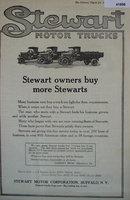 Stewart Motor Truck 1920 Ad