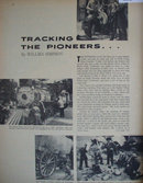 Tracking The Pioneers 1960 Article.