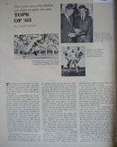 Tops of 63 Boy Champs 1964 Article