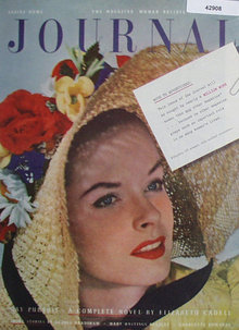 Ladies Home Journal Cover 1948.