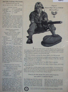 Medal Of Honor Duane Edgar Dewey 1953 Article.